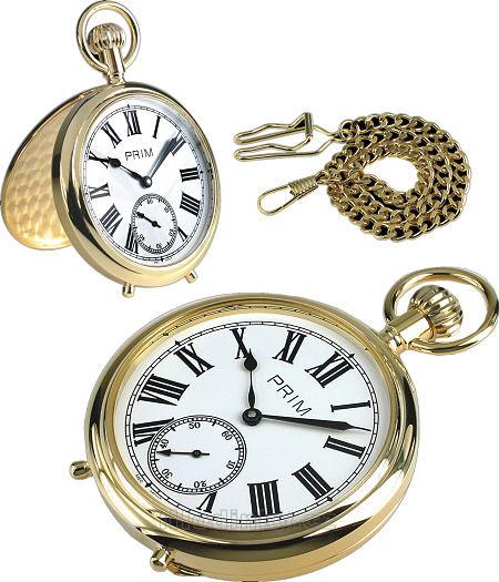 Kapesní hodinky Prim W04P.10079.A