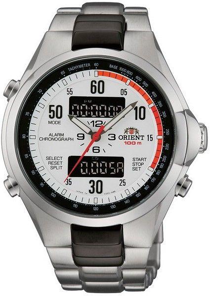 Orient Chronograph CVZ02002W