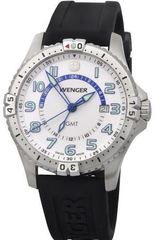 Wenger Squadron GMT 77070